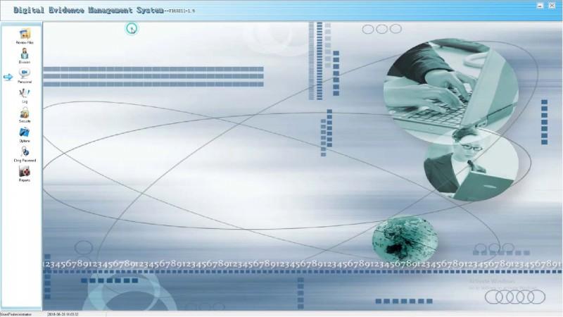 Police Digital Evidence Management System