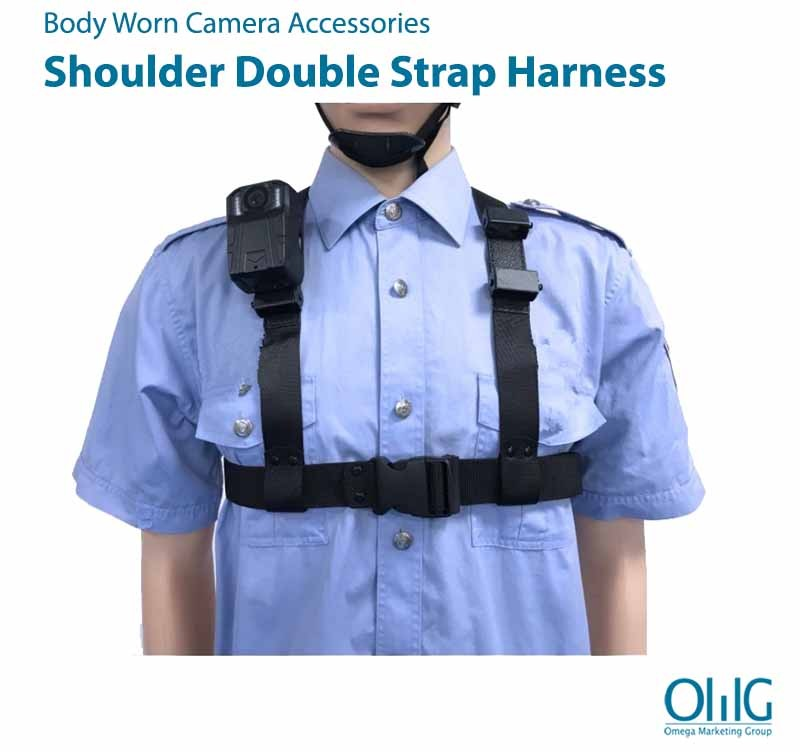 BWA007-DSH - OMG Shoulder Double Strap Harness