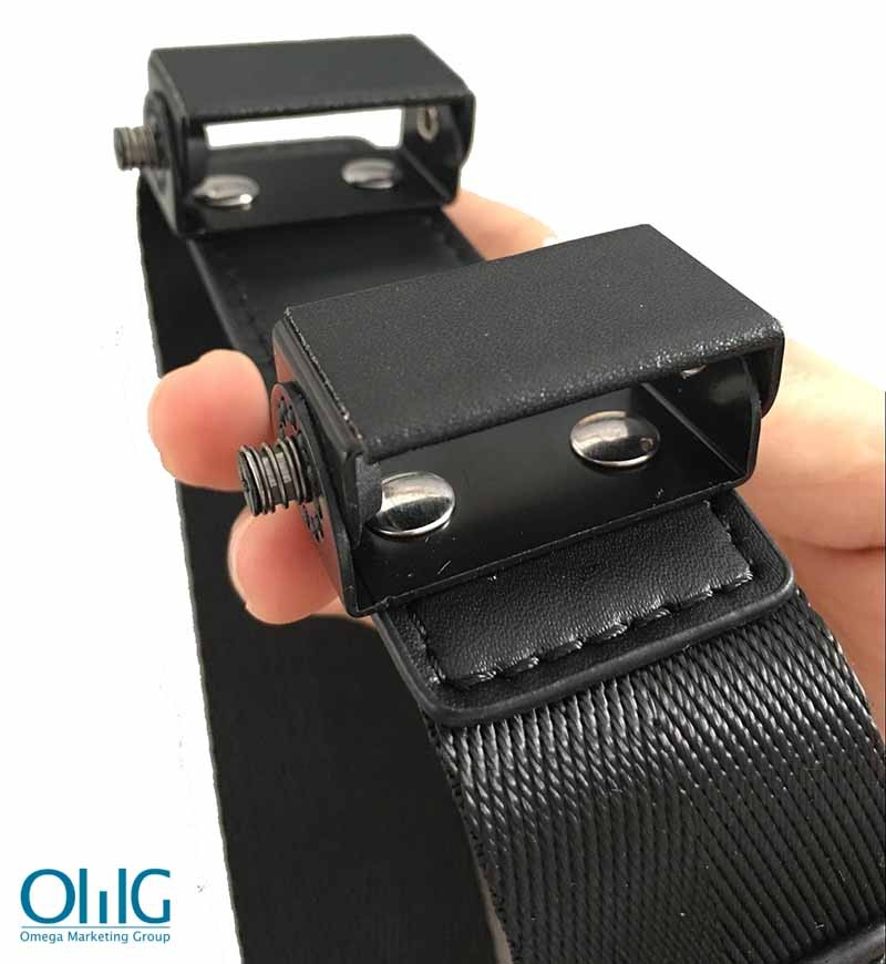 BWA007-DSH - Shoulder Double Strap Harness - Zoom in View (Body Worn Camera Accessories)