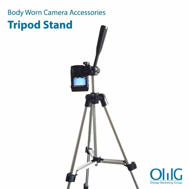 BWA008-TS - Tripod stand (Body Worn Camera Accessories)