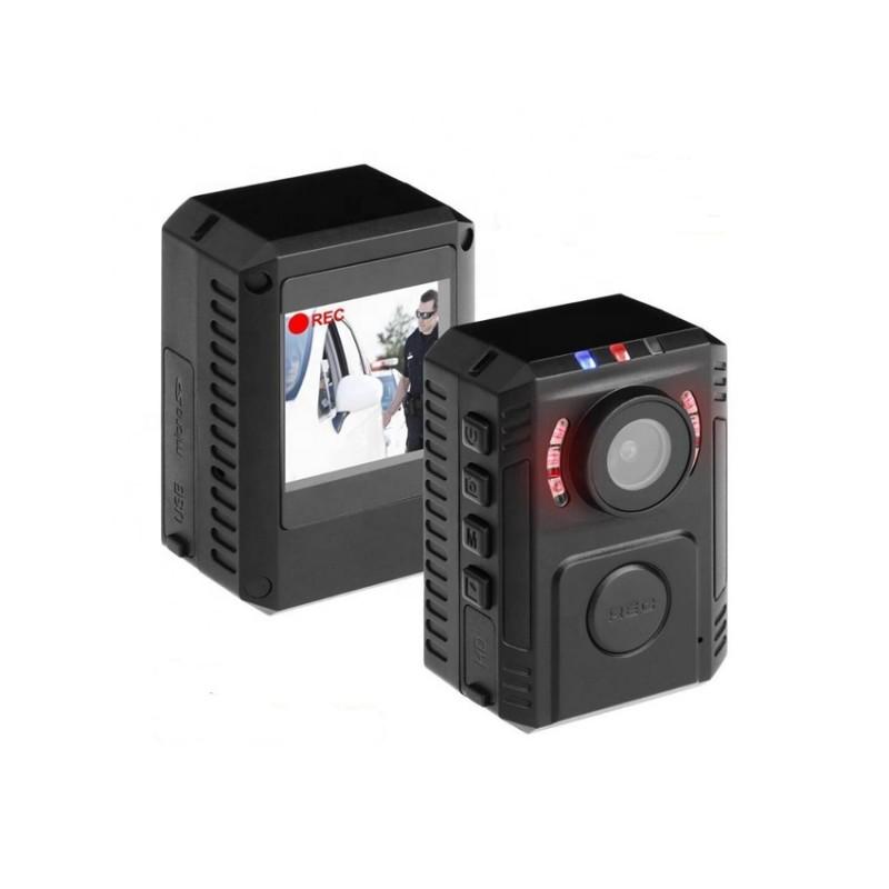BWC081 – Ultra Mini WIFI Police Body Worn Camera - Sample View