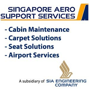OMG Solutions Clients - Singapore Aero Support Services Pte Ltd