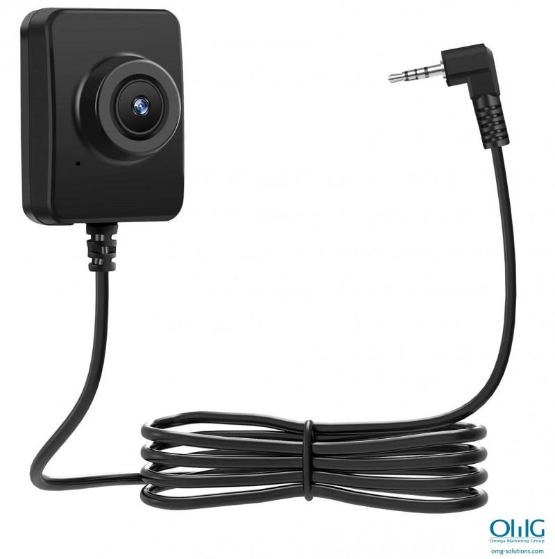 BWA007-EC01 - OMG External Camera Lens for Body Camera