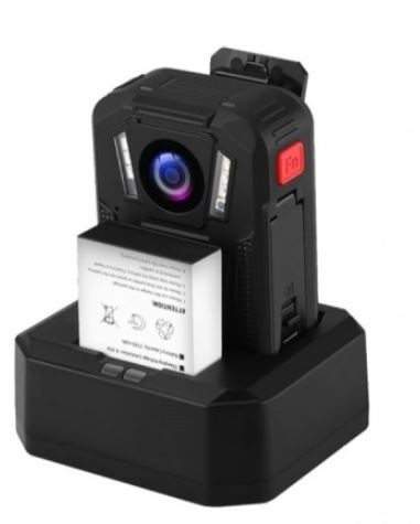 BWC095 - OMG Removable Battery Body Worn Camera - Removable Battery