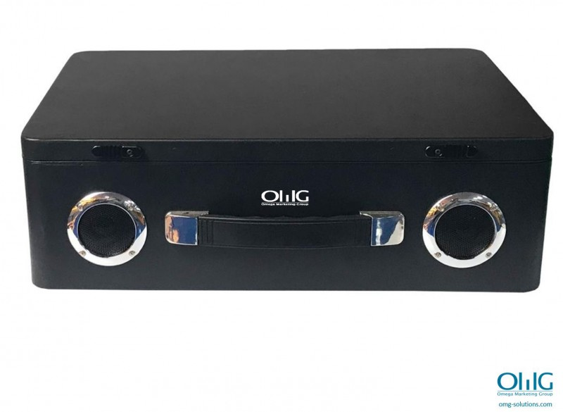 BWCDS014 - 16PD - OMG Compact 16 Ports BWC Docking Station - Closed