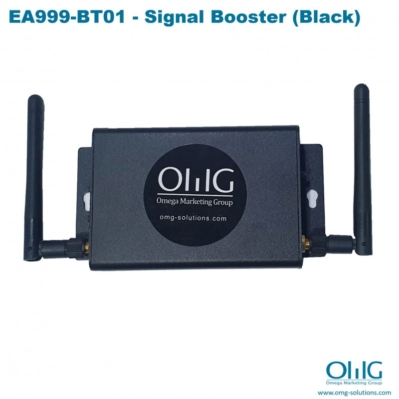 EA999-BT01 - Signal Booster (Black) Main Page