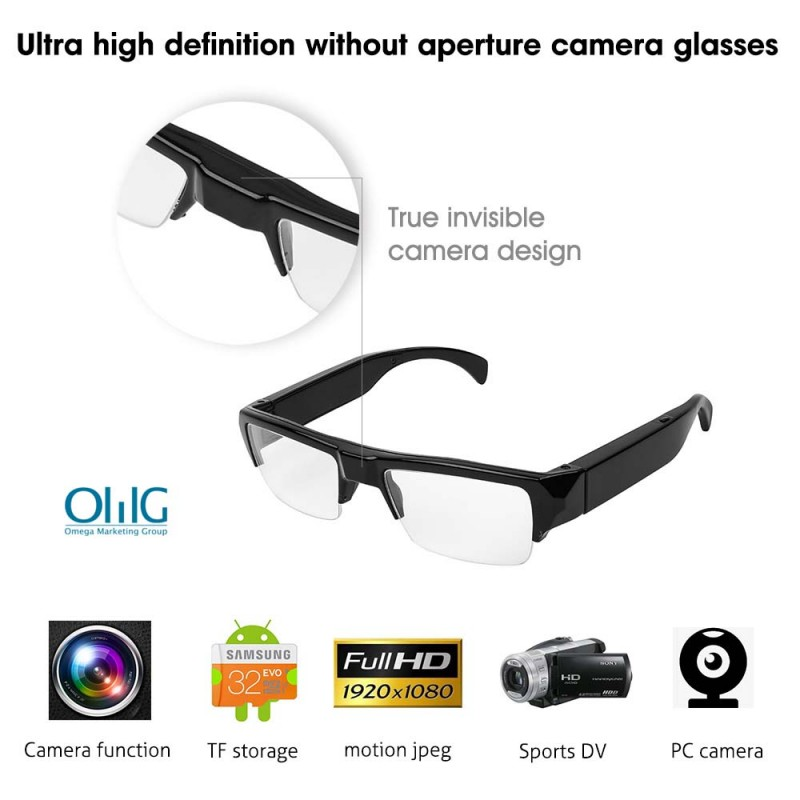 SPY358 - WIFI Glasses