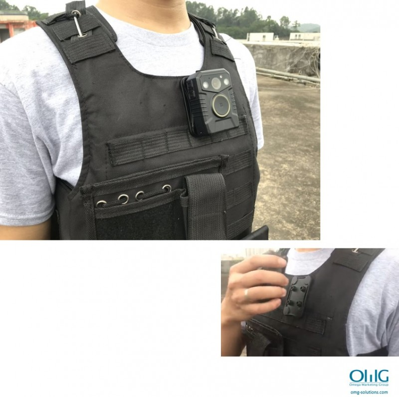 BWA002-MH03 - Body Worn Camera Magnetic Clip Holder icon fourth page