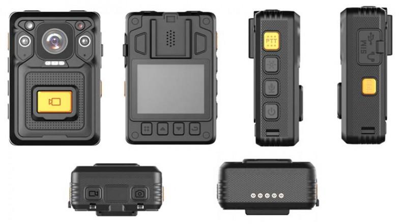 BWC101 - WIFI/3G/4G Live Streaming Body Worn Camera